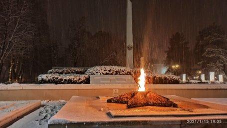 Зима в Мостовском 12