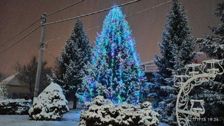 Зима в Мостовском 6