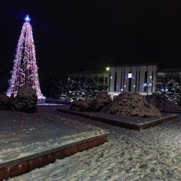 Зима в Мостовском 4
