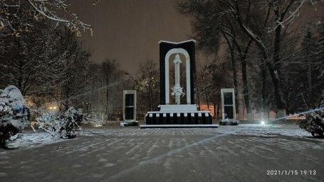 Зима в Мостовском 11