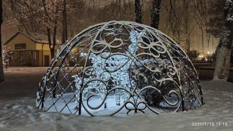 Зима в Мостовском 5