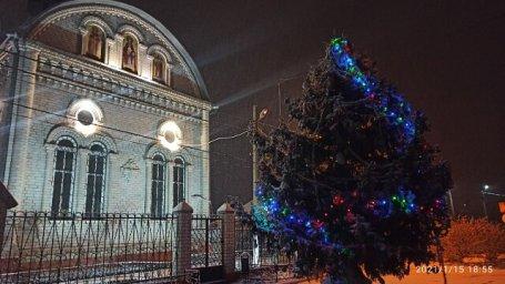 Зима в Мостовском 8